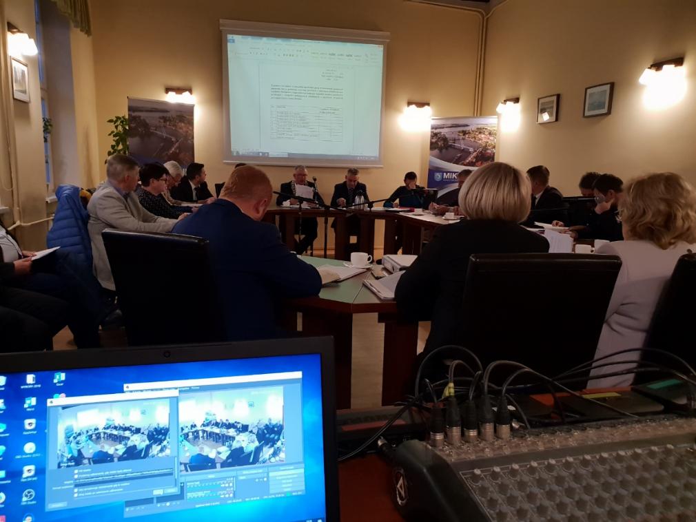 II. Sesja rady obecnej kadencji