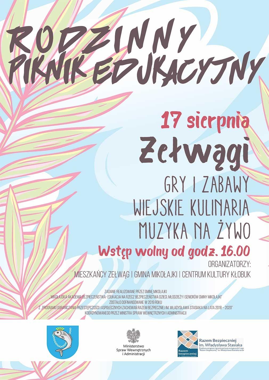 Obraz do wydarzenia: Festyn Zełwągi