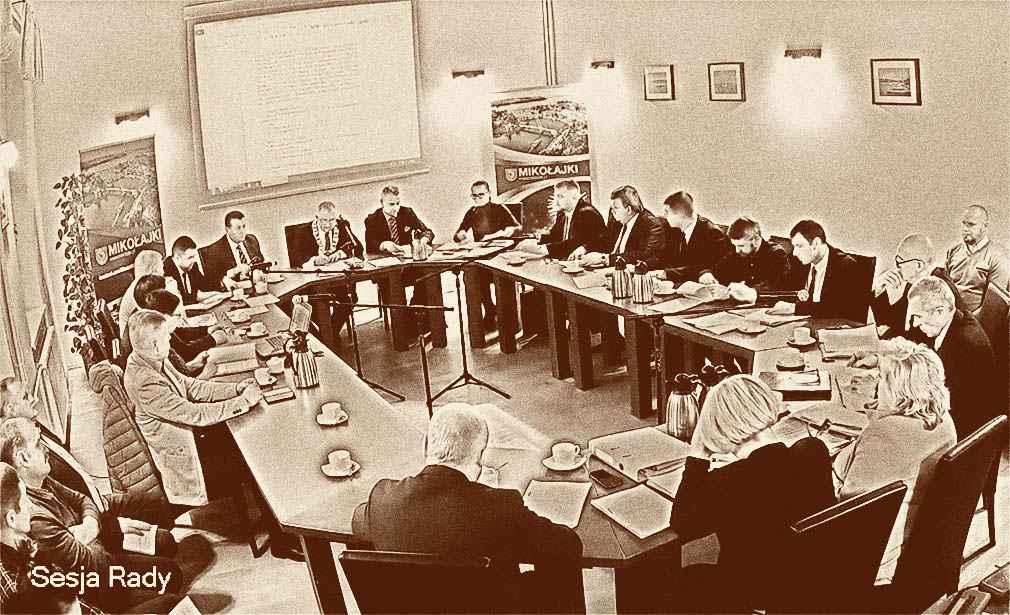 III. sesja Rady Miejskiej