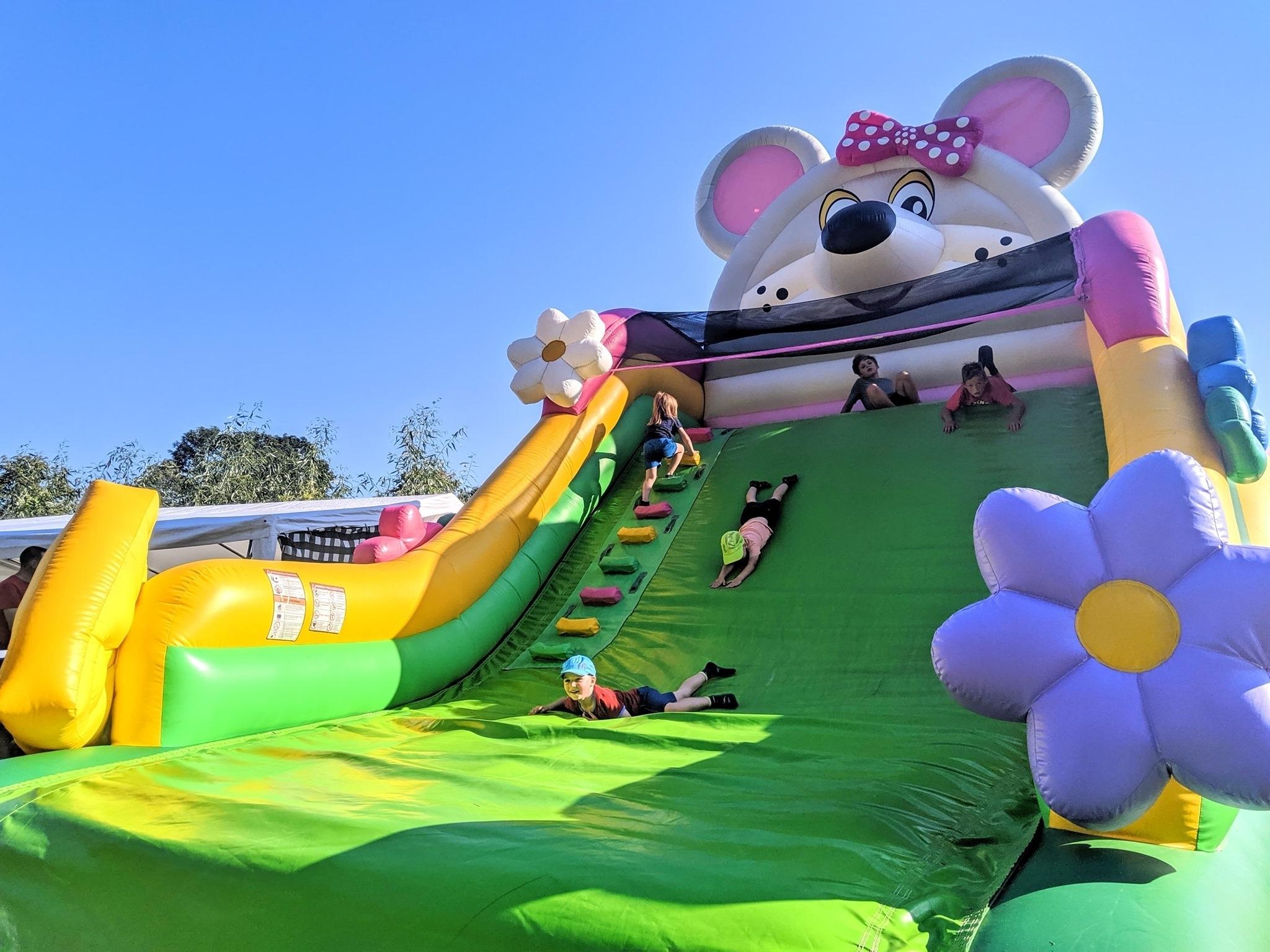 Obraz do wydarzenia: Dzień Dziecka festyn rodzinny na sportowo